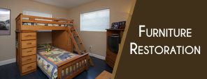 Bedroom - Furniture Repair