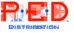 Logo, P.E.D. Distribution - Furniture Repair